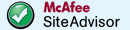 Militarypedia tested by McAfee Internet Security